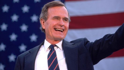 Former US President George Bush died at 94