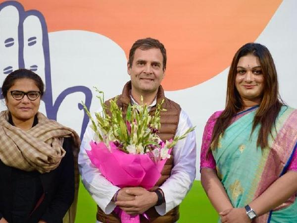 A transgender activist appointed as national general secretary of Congress