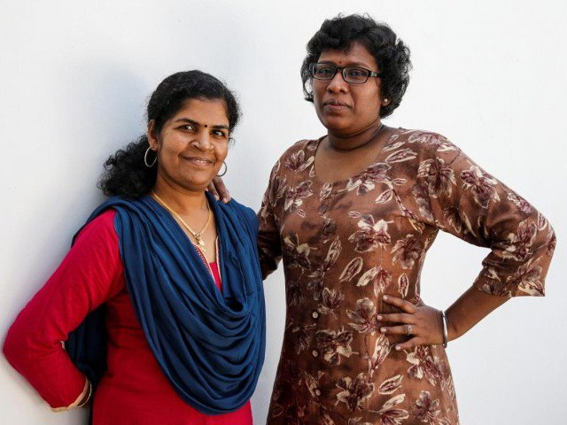 We have to go to under hiding because we were receiving threats, said women who entered Sabarimala