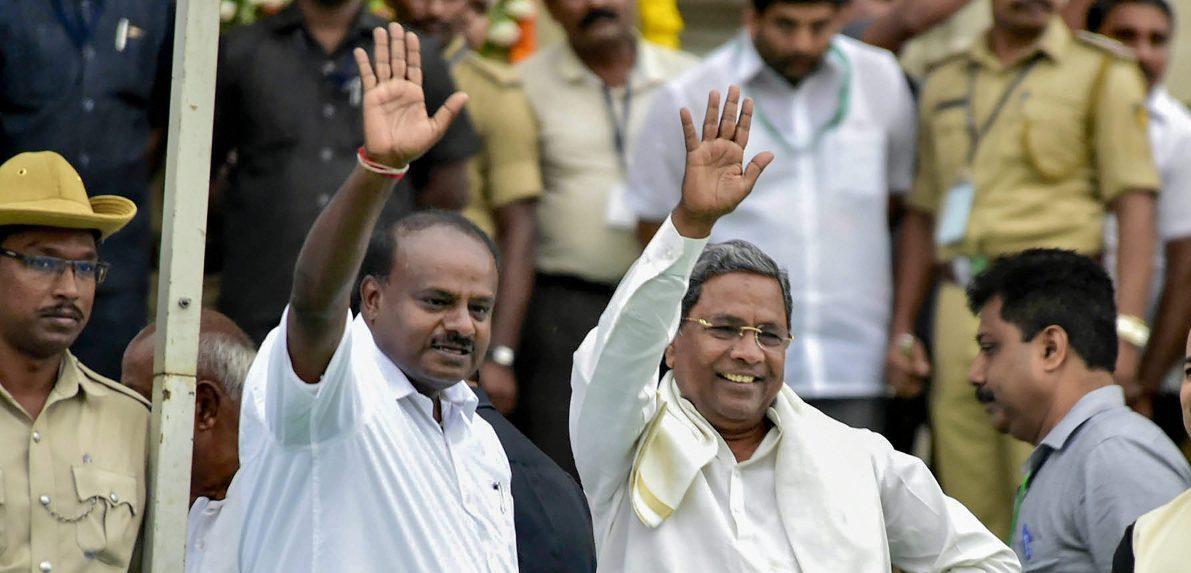 Breaking News : Congress alliance swayed the polls in Karnataka by-polls