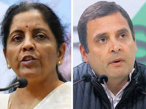 "NCW served notice to Rahul Gandhi for his ""misogynistic"" comments"