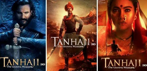 Tanhaji movie goes hit after coming on big screen at 10 January 2020