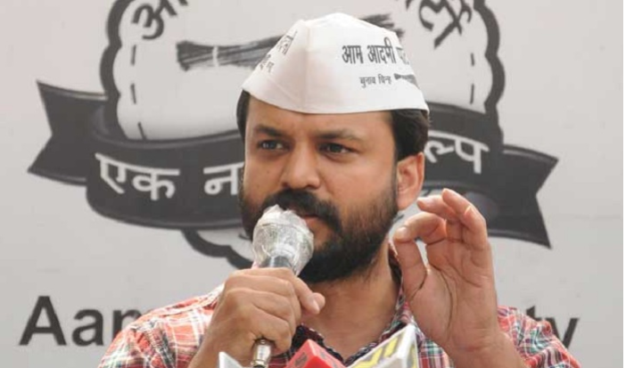 Rumours had it that Ex-AAP leader Ashish Khetan is going to join Congress, here is his statement