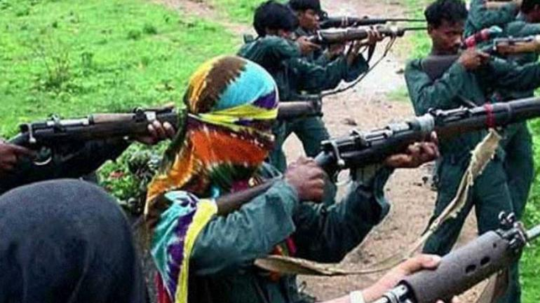 Breaking News: Five Maoists killed in open fire with security forces