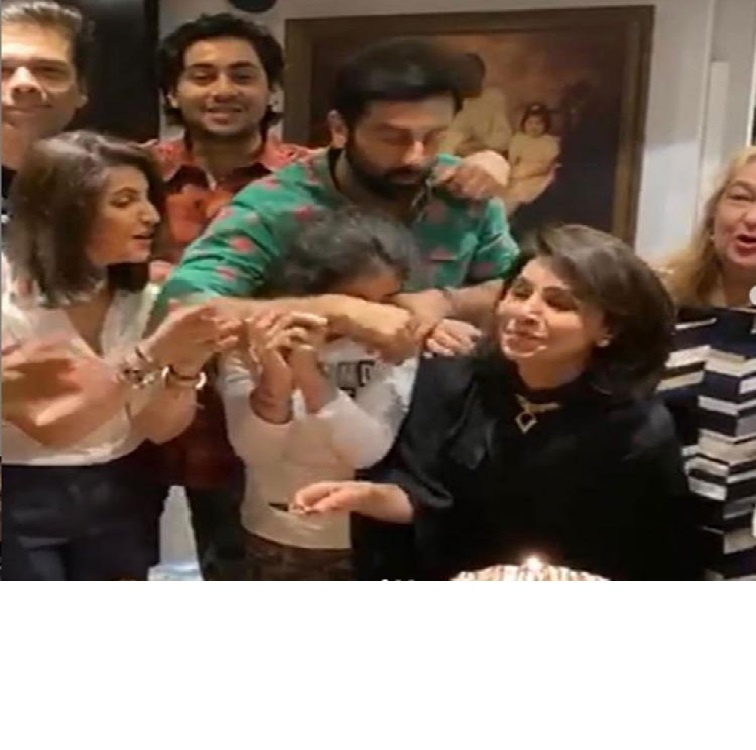 Karan Johar Trolled Again, This Time for Attending Neetu Kapoor's Birthday Party