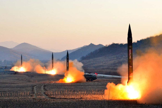 New Weapon Test And Nuclear Disarmament By North Korea