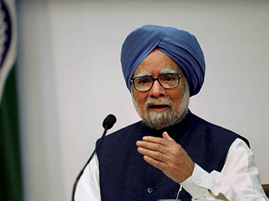 Manmohan Singh advised Modi to set an example for others