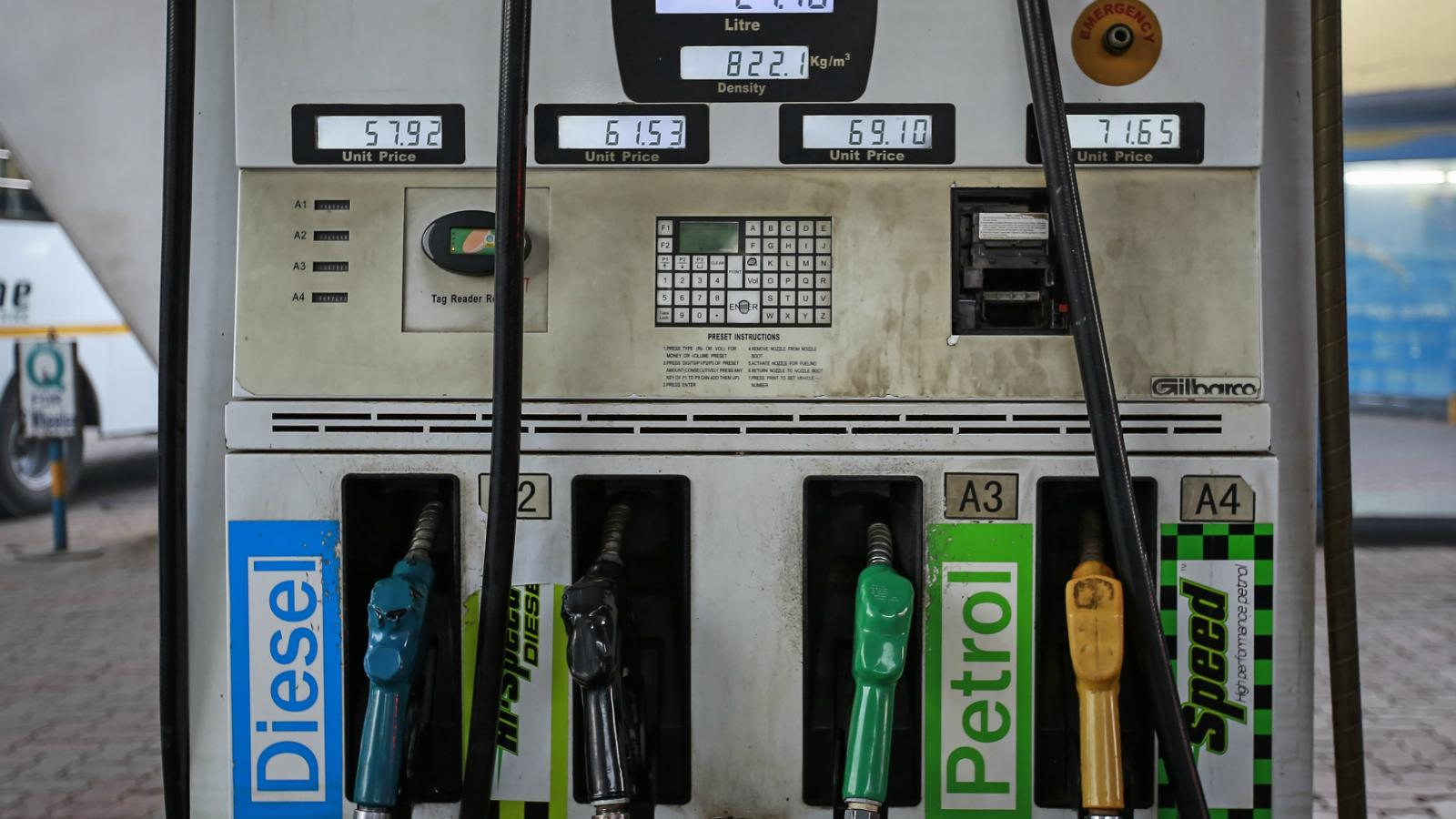 After Continuous breakdown of 6-day break, Petrol-diesel prices steady