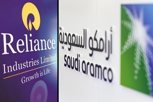Aramco, A Saudi Arabia Firm Will Buy 20% of Reliance Oil Stakes