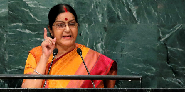 India is not going to SAARC meet until Pak stops terrorism, says Sushma Swaraj