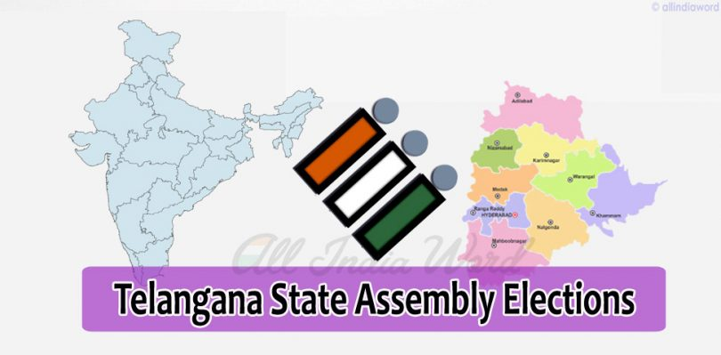 Half of the total candidates in Telangana Elections are facing criminal charges