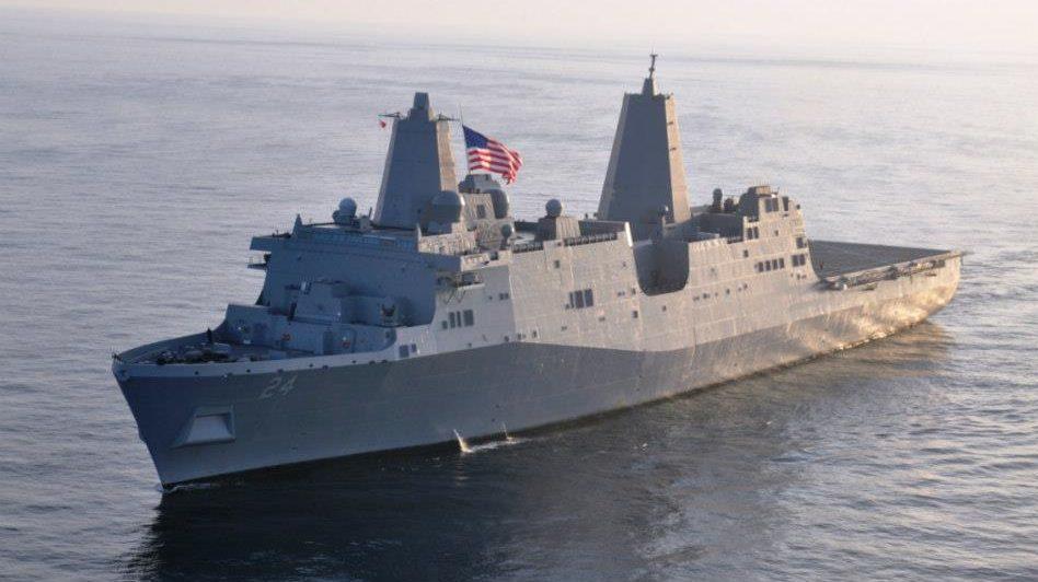 Iran's Warning Between Strike- We Can Easily Destroy American Ship