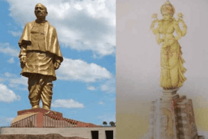 Build statue and win the votes, Karnataka is in the game, too.
