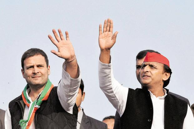 No alliance between Congress and Samajwadi Party hinted Akhilesh