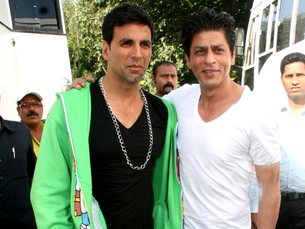 Will SRK and Akshay Kumar share screen space?