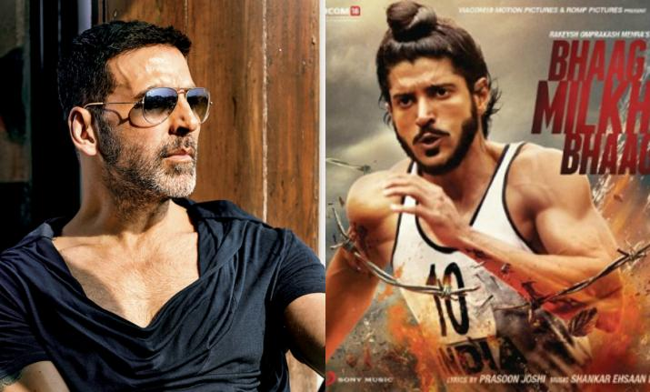 "Akshay Once Turned Down The Role Of ""Milkha Singh"""