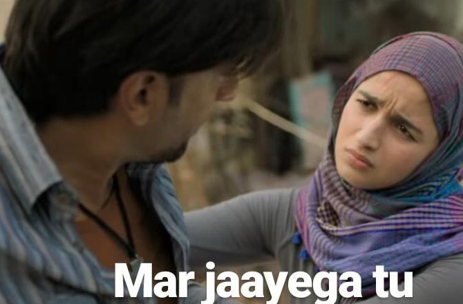 Planning to Watch Gully Boy? See these memes of Twitter first.