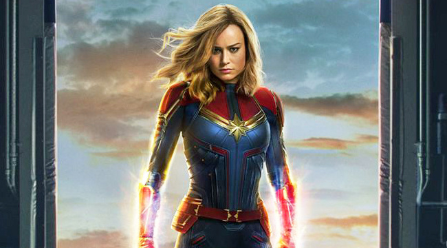 Captain Marvel's second trailer is out and it's not what you expected.