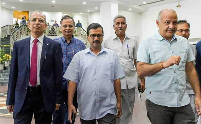 Lawmaker not invited, Arvind Kejriwal to skips off the 'At home' President Occasion