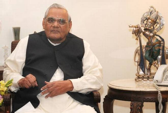 Atal Bihari Vajpayee, Former Prime Minister in Critical condition on life support