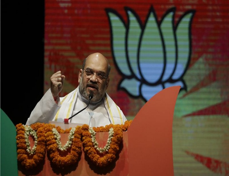 Shah holds meeting with Delhi LG, CM on COVID-19 situation