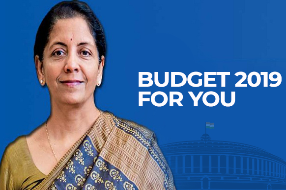 What the Union Budget 2019 holds for you?