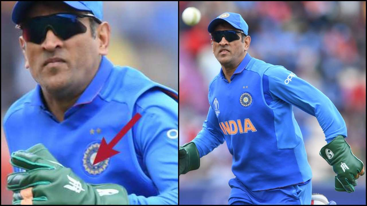 No player will consider what MS Dhoni is wearing on his gloves on Sunday: Harbhajan Singh