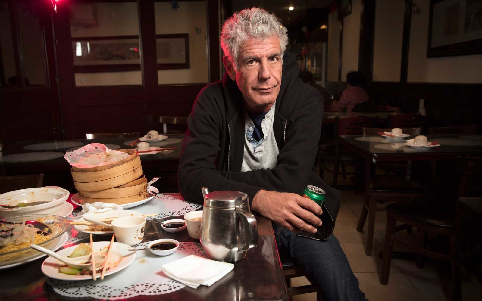 A chef par excellence- Anthony Bourdain is no more