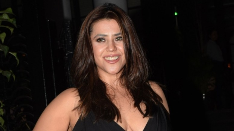 TV Czarina Ekta Kapoor becomes a mom