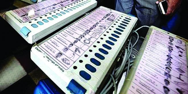 Tampering with EVM? - Celebrities raises questions