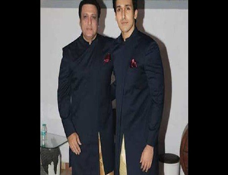 Bollywood Actor Govinda's Son Yashvardhan Ahuja Meets With A Car Accident In Juhu