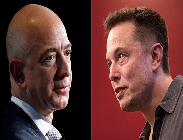 Jeff Bezos is a copy(cat): Elon Musk, after Amazon acquires Zoox