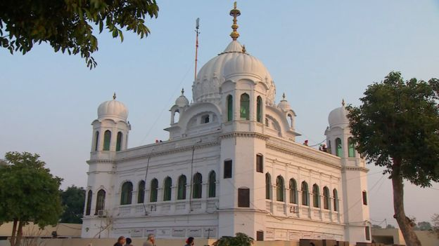 Workers Race Against Time To Finish Kartarpur Sahib Corridor
