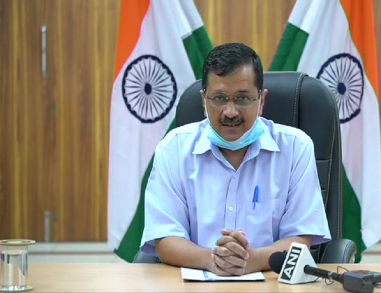 Arvind Kejriwal Says 'Situation in Delhi Improving, But There is No Room For Complacency' As COVID-19 Tally in National Capital Jumps to 87,360 Cases