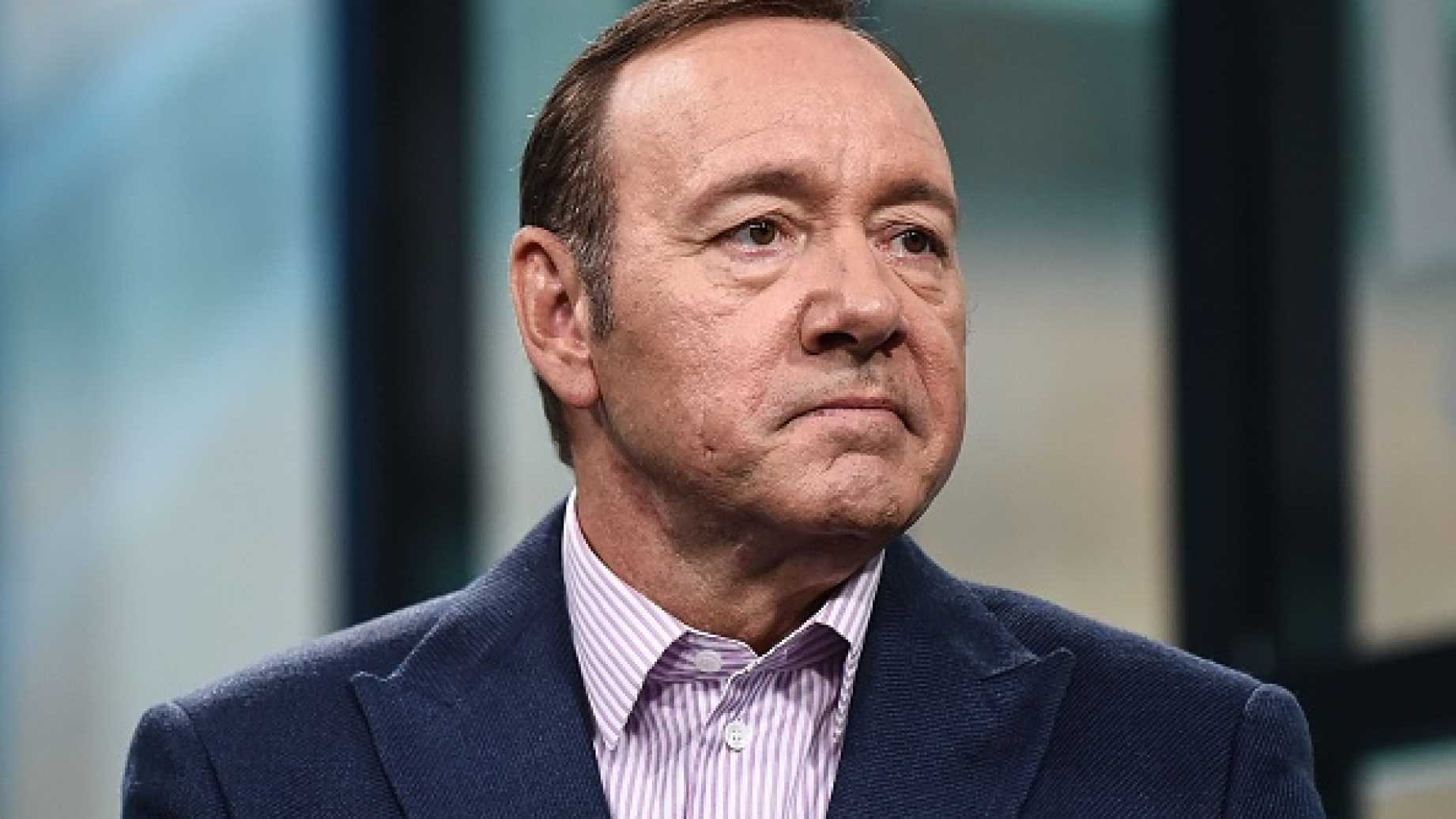Academy Award Holder Kevin Spacey charged with felony
