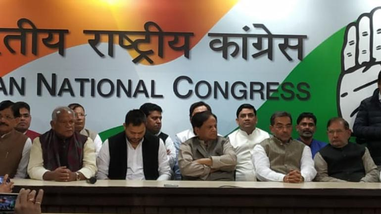 RLSP joined the Maha Gathbandhan against BJP