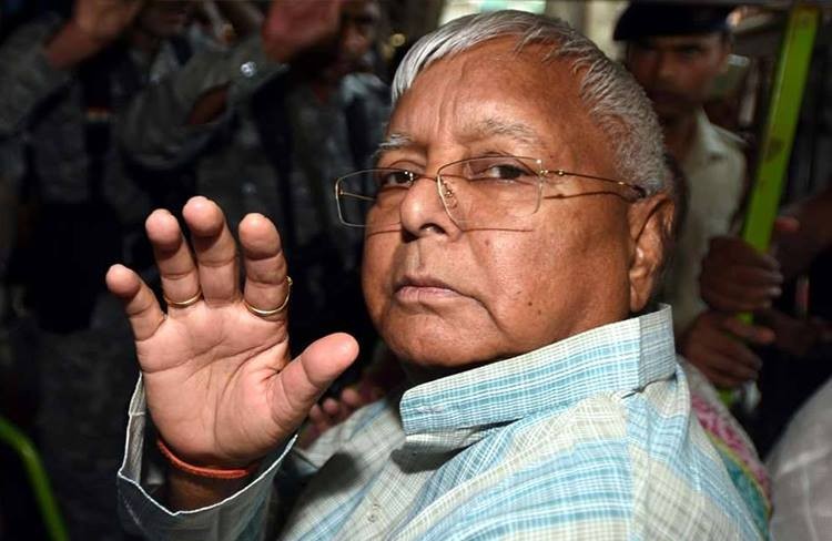 Lalu Yadav following the footsteps of Sharad Pawar and come up with 5-minutes formula to pick PM