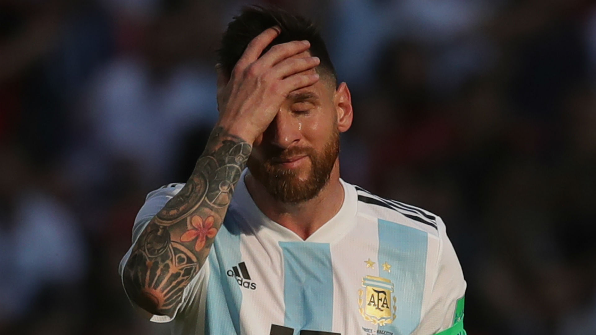 Lionel Messi repeats his dream to conquest trophies with Argentina