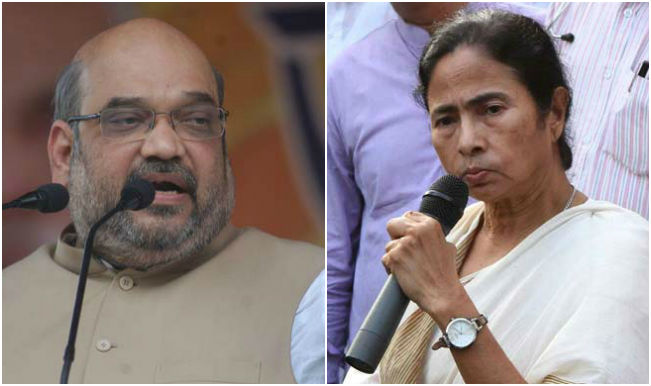 """23 participants and 9 want to become Prime Minister,"" said Amit Shah on the opposition rally"