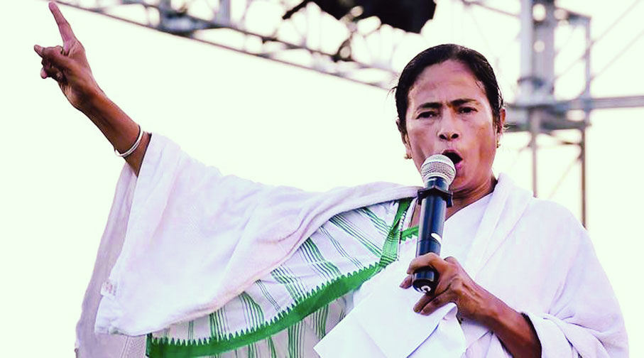BJP is changing names of Historical places, but not of our West Bengal: criticised Mamta Bannerjee