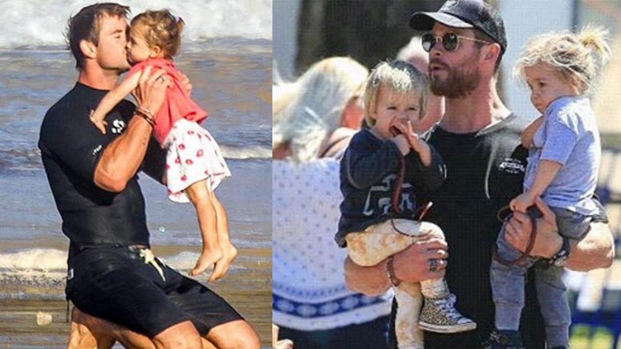Hollywood star Chris Hemsworth disclosed reason behind naming his daughter 'India'