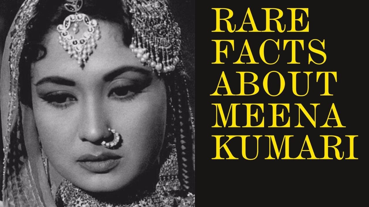 "Missing Meena Kumari ""The Tragedy Queen"" On Her Birthday"