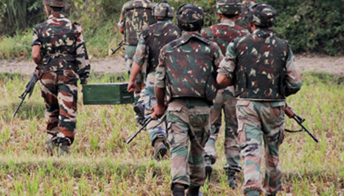 Breaking News: Two militants killed in Jammu and Kashmir