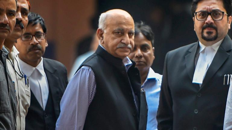 #MeToo: Ethics panel of Rajya Sabha may look into the case of MJ Akbar
