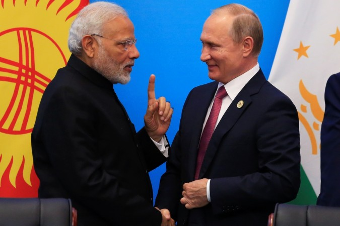 India signed 500 million dollars deal with Russia