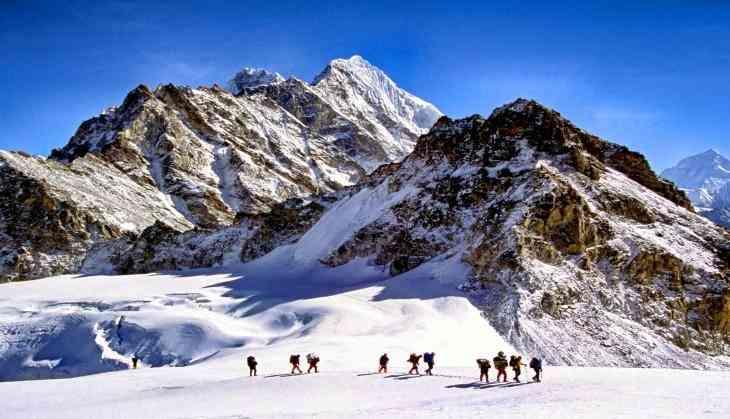 India Begins 'Very High Risk' Operation to Retrieve Dead Climbers From Nanda Devi Peak