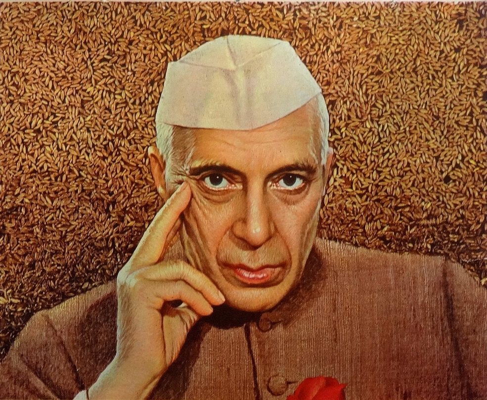 Where were you when Jawahar Lal Nehru was ill, asked BJP to Congress
