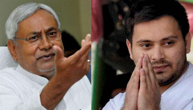 Nitish Kumar is Bhishma Pitamah of moral corruption, said Tejashwi Yadav