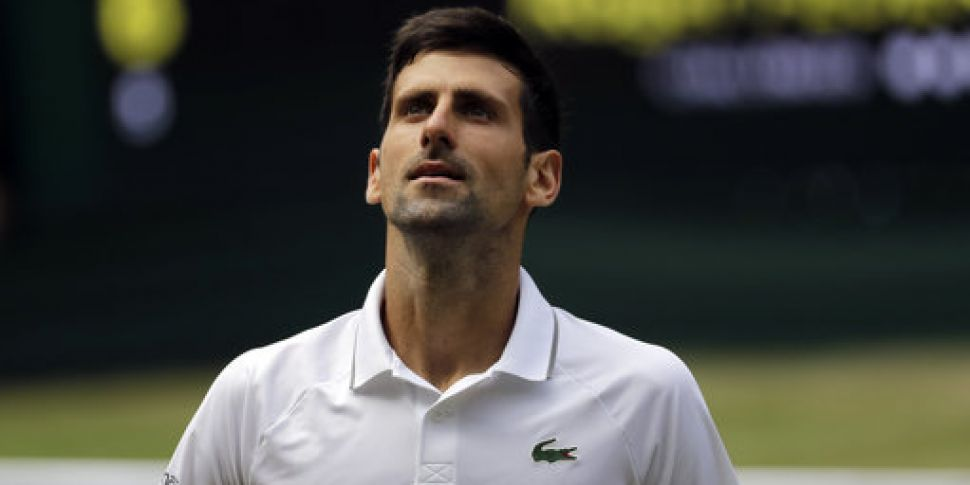 Battle for Third Grand Slam Wimbledon