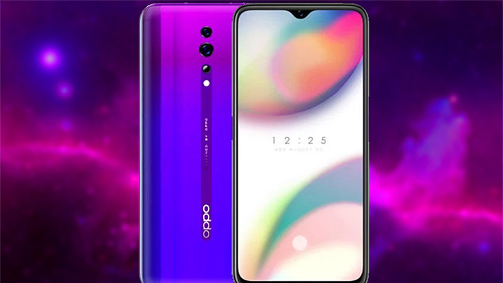 Oppo Reno Z goes official with 32MP pop up selfie camera and SD 710 SoC